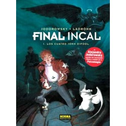 FINAL INCAL 1. Los cuatro John Difool
