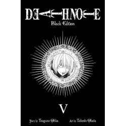 DEATH NOTE BLACK EDITION 5