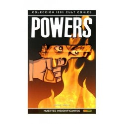POWERS 03: MUERTES INSIGNIFICANTES