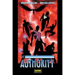 THE AUTHORITY. Volumen 1