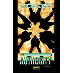 THE AUTHORITY. Volumen 2