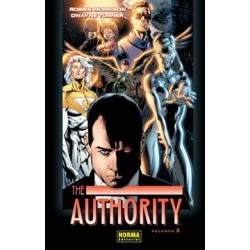THE AUTHORITY. Volumen 3