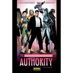 THE AUTHORITY. Volumen 4