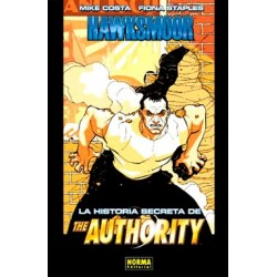 Jack Hawksmoor: La historia secreta de Authority
