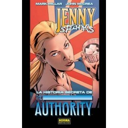 Jenny Sparks: La historia secreta de Authority
