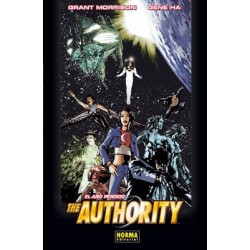 THE AUTHORITY: EL AÑO PERDIDO