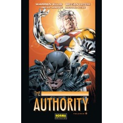 THE AUTHORITY VOL. 0