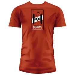 (L.E.) GALACTIC EMPIRE CAMISETA ROJA CHICO T-L STAR WARS
