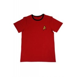 Star Trek Camiseta Engineering Uniform Talla M