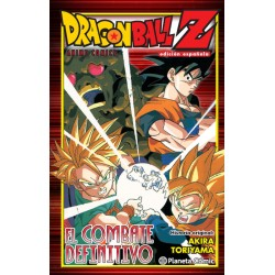 Dragon Ball Z. El combate definitivo