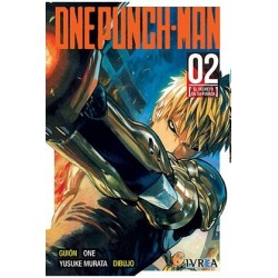 ONE PUNCH-MAN 02 (COMIC)