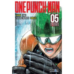 ONE PUNCH-MAN 05 (CÓMIC)