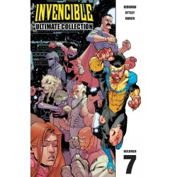 INVENCIBLE ULTIMATE COLLECTION VOL. 07