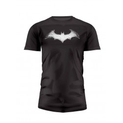 BATMAN LOGO CAMISETA NEGRA CHICO DC COMICS