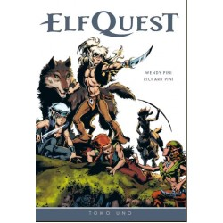 ELFQUEST. INTEGRAL. TOMO UNO