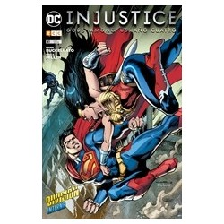 INJUSTICE: GODS AMONG US NÚM. 41