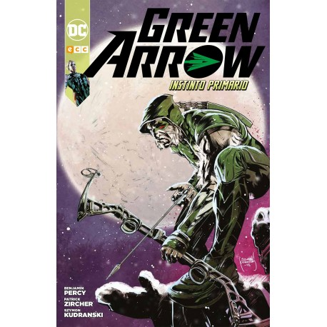 GREEN ARROW: INSTINTO PRIMARIO