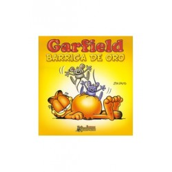 GARFIELD BARRIGA DE ORO