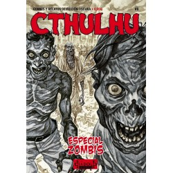 CTHULHU 08. ESPECIAL ZOMBIS