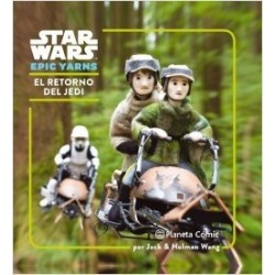 Star Wars Epic Yarns nº 03/3. El Retorno del Jedi