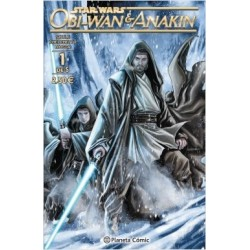 Star Wars Obi-Wan and Anakin nº 01/05
