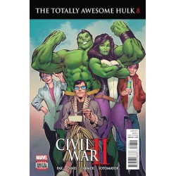 EL ALUCINANTE HULK V.2 53 (CIVIL WAR II)