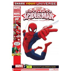 UNIVERSO MARVEL PRESENTA. SPIDERMAN 01