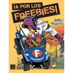 ¡A POR LOS FREEBIES!