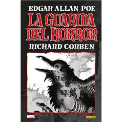 LA GUARIDA DEL HORROR (EDGAR ALLAN POE)