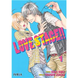 LOVE STAGE 01 (COMIC)