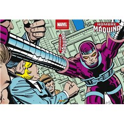 HOMBRE MAQUINA (MARVEL LIMITED EDITION)