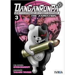 DANGANRONPA THE ANIMATION 03