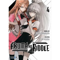 AKUMA NO RIDDLE 04 (COMIC)