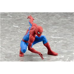 THE AMAZING SPIDER-MAN ESTATUA 8.5 cm MARVEL NOW ART FX+