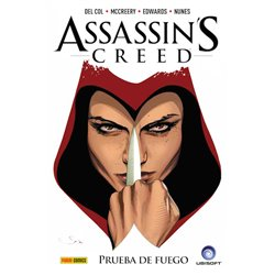 ASSASSIN'S CREED: PRUEBA DE FUEGO (COMIC)