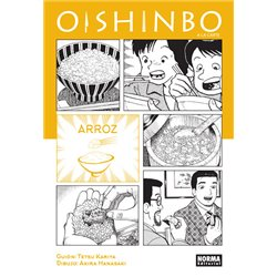 OISHINBO. A LA CARTE 6. Arroz