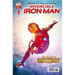 INVENCIBLE IRON MAN VOL 2 76
