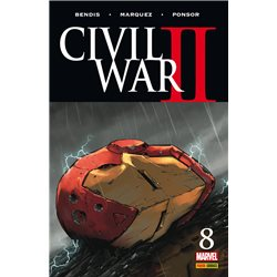 CIVIL WAR II N. 8