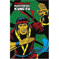 SHANG-CHI: MAESTRO DEL KUNG-FU (MARVEL LIMITED EDITION)