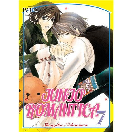 JUNJO ROMANTICA 07 (COMIC)