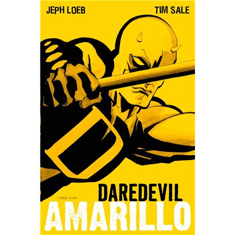 DAREDEVIL: AMARILLO