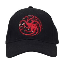 TARGARYEN GORRA GAME OF THRONES