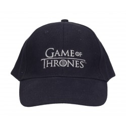 LOGO GOT GORRA GAME OF THRONES