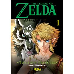 THE LEGEND OF ZELDA 1. TWILIGHT PRINCESS