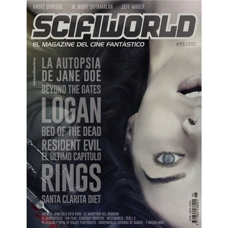 SCIFIWORLD Nº95