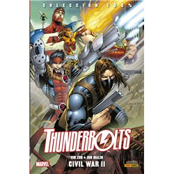 THUNDERBOLTS VOL 2 01. CIVIL WAR II