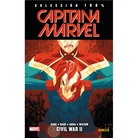 CAPITANA MARVEL 06. CIVIL WAR II