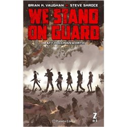 We Stand on Guard nº 02