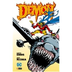 DEMON DE GARTH ENNIS VOL. 2 (DE 2)