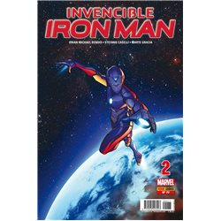 INVENCIBLE IRON MAN VOL 2 77